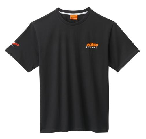 The classic t shirt in high quality single jersey large ktm racing