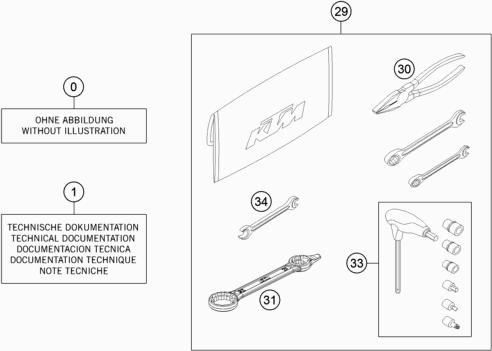 ktm newcastle 300 exc 2017 seperate enclosure. Black Bedroom Furniture Sets. Home Design Ideas