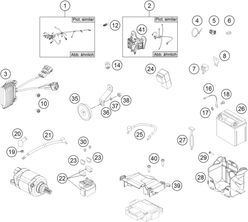 Please: 2015 KTM Sxf Wiring Diagram At Outingpk.com